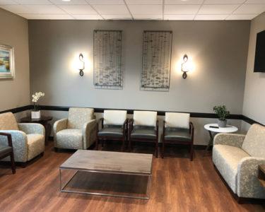 NE Endovascular Center Patient Waiting Area