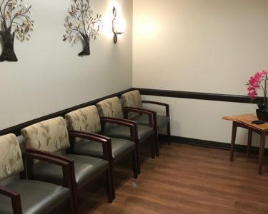 NE Endovascular Center Waiting Room