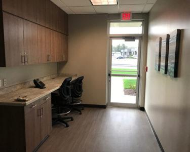 NE Endovascular Center Facility