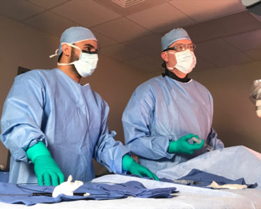 NE Endo Center Surgeon And Assistant