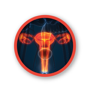 Fibroid Treatment Button