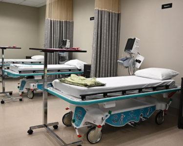 NE Endovascular Center Medical Beds